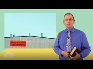 Bible Corner | Lost & Found Department