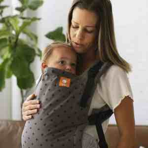 Tula toddler Carrier Mason Front Carry