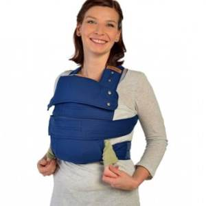 Blue Ocean Marsupi baby carrier newborn