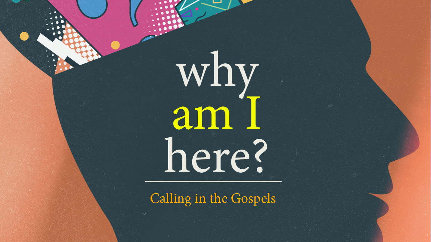Why am I here? Matthew's Great Commission