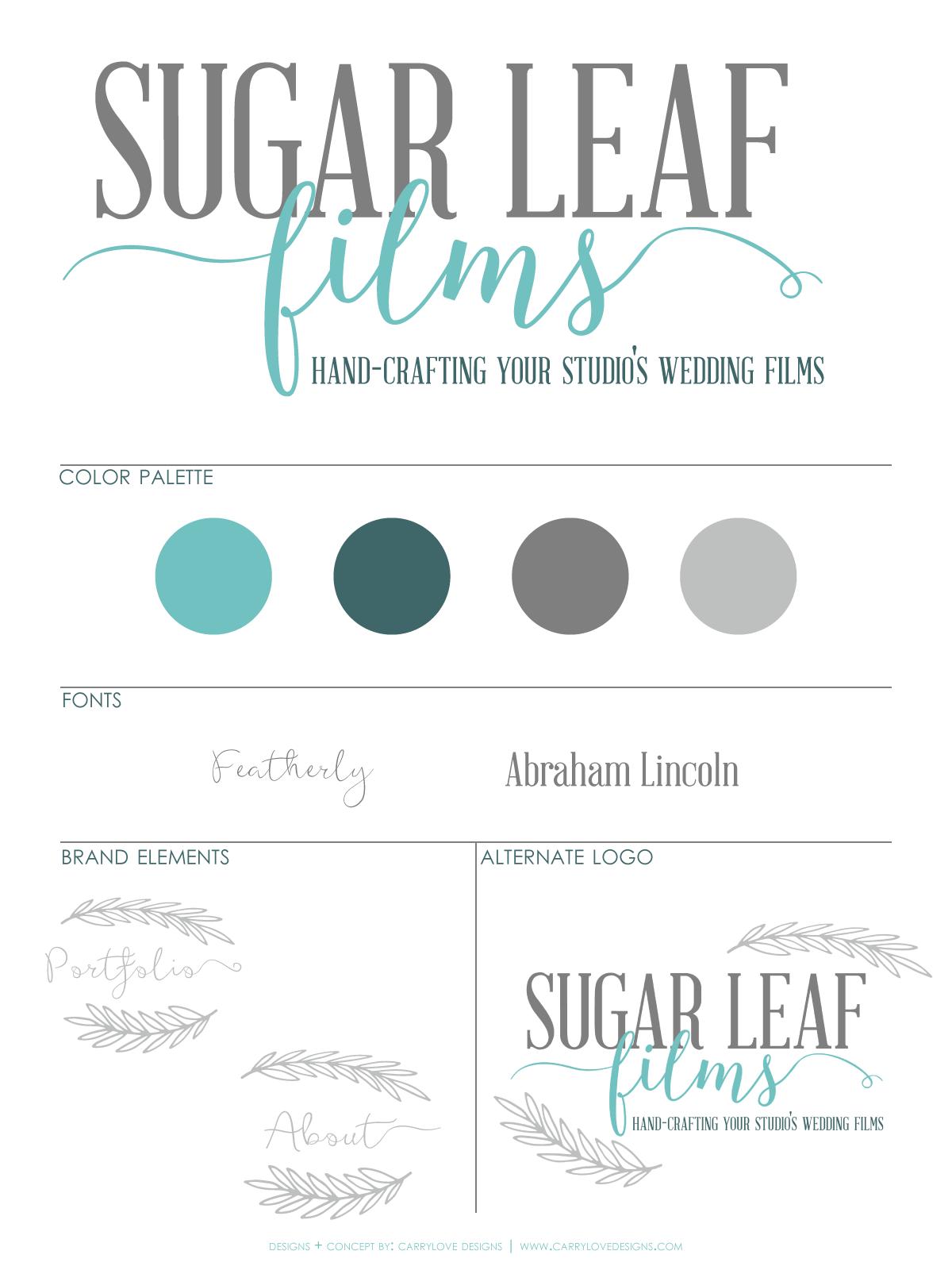 Brand Launch | Sugar Leaf Films