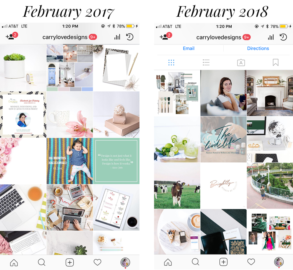 Create a cohesive Instagram feed