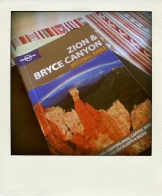 ...do a bit of research for our next hiking trip