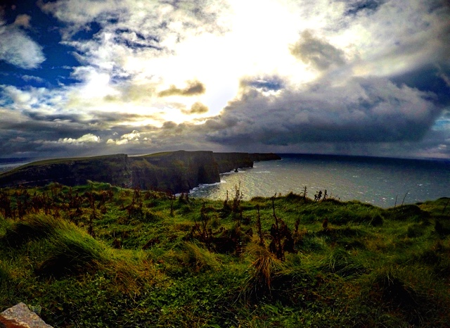 It was Moher Windy than it Looks – Cliffs of Moher