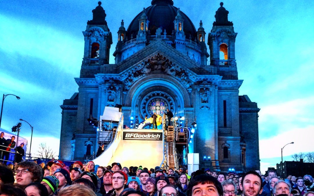 Red Bull Crashed Ice – A Must See Event