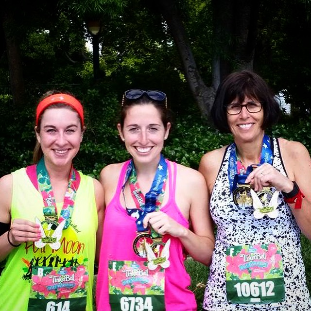 All You Need is Faith, Trust, and some Pixie Dust…My Fist Half Marathon