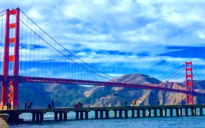Anyone Who Disappear's, Is Said To Be Seen In San Francisco {Photo Diary}