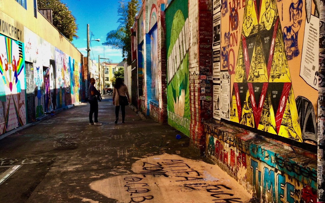 A Complete Guide To An Afternoon In The Mission District, San Francisco