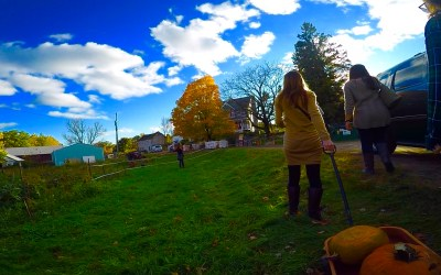 Carry-On Along To: Collegeville Orchards