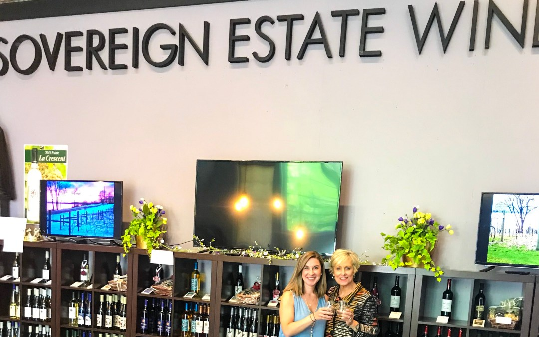 A Day Trip To Sovereign Estate Winery