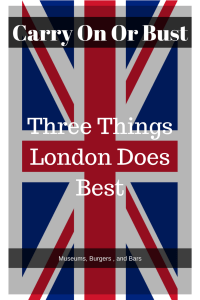 There are a lot of things London does very well; the Queen, phone boxes (red ones and blue ones), and tall clocks. However, in my last post,Three Surprising Thing In The UK , I may have sounded a *little bit* salty about living in one of the coolest places in the world. I promised you I would balance out all that sarcasm with a teeny tiny love letter to the great capital. So here is my opinion on the three things that London does best.