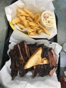 Travel Intuition - Texas Ribs