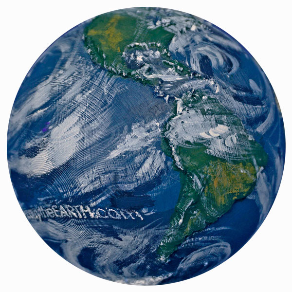 Earth 4: Atmosphere, Clouds & Wind