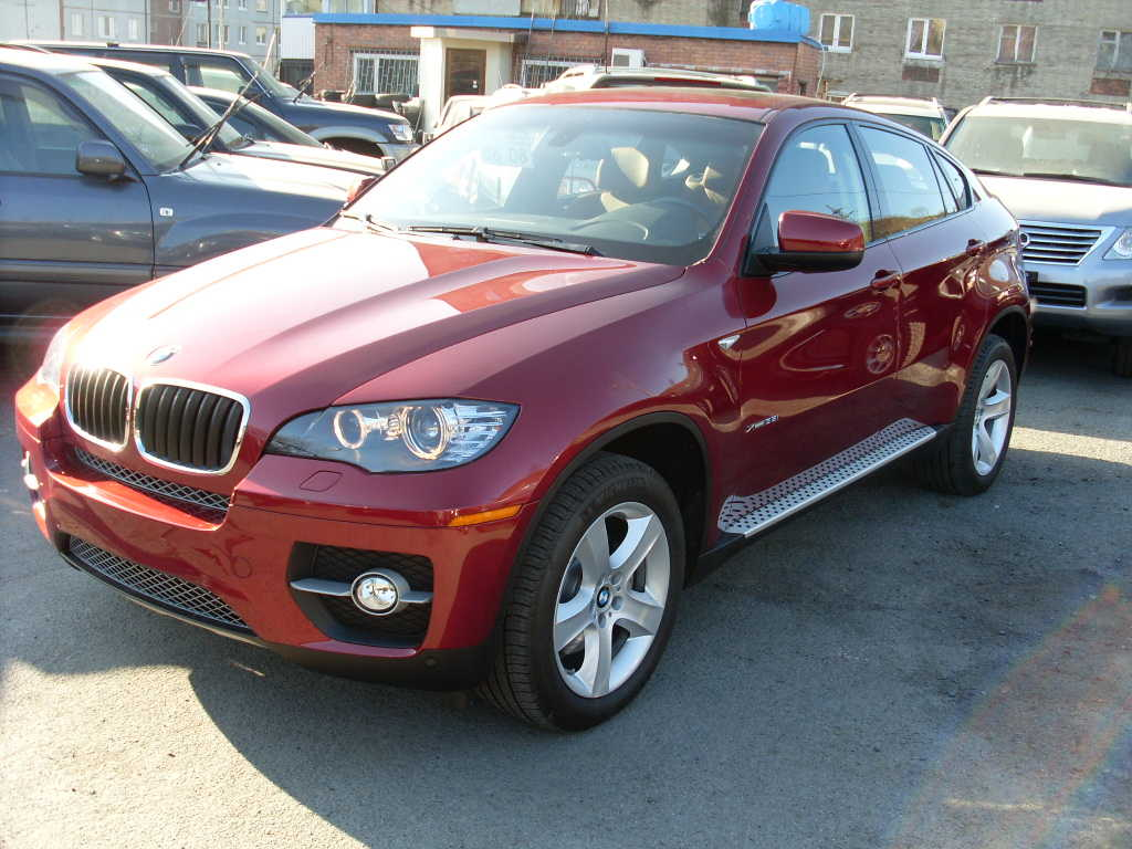 2006 Bmw X6 Pictures, 30l, Gasoline, Automatic For Sale
