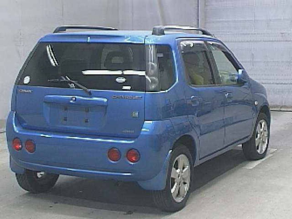 2001 Suzuki Chevrolet Cruze Pictures