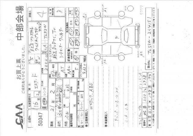 2003 Suzuki Escudo specs: mpg, towing capacity, size, photos