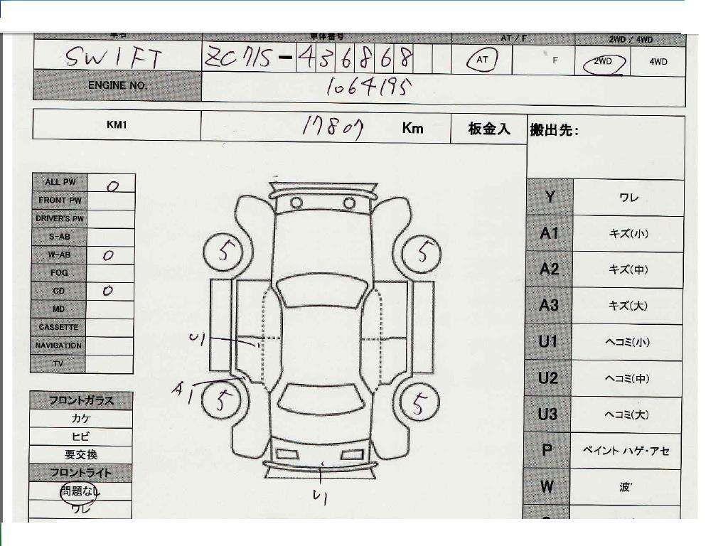 2008 Suzuki Swift specs: mpg, towing capacity, size, photos