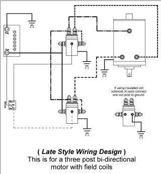 wiring diagram ramsey winch wire data schema u2022 rh punjabians review 12 Volt Winch Wiring Diagram ramsey winch motor wiring diagram