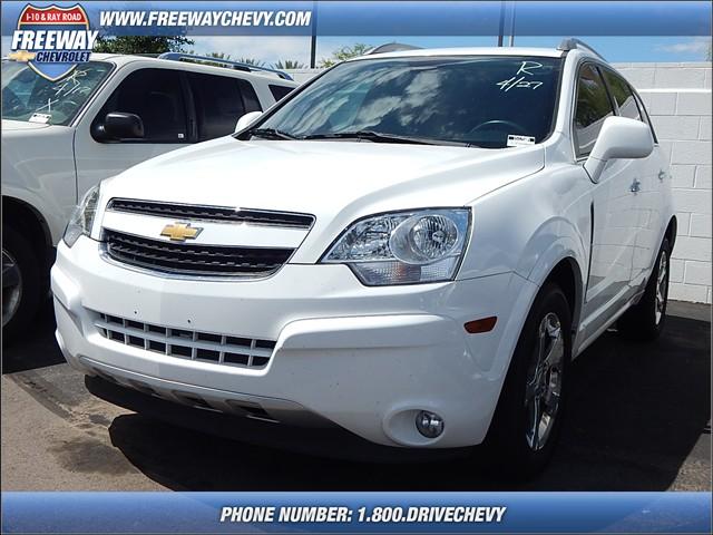 Used 2013 Chevrolet Captiva Sport Lt  Stock #151250a