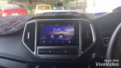 Photo of Proton Iriz 2019 Sound System Upgrade