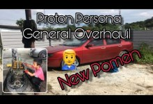 Photo of General Overhaul Proton Persona Part 1 |  Angkat & Lerai Enjin | RL Garage