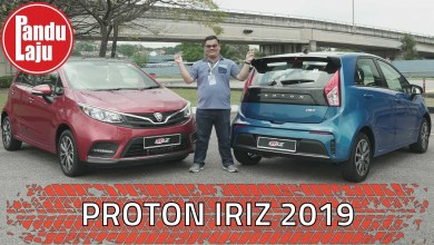 Photo of Proton Iriz 2019 – Ini Pandangan Abang!