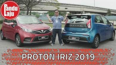 Photo of Proton Iriz 2019 – Ini Pandangan Abang!