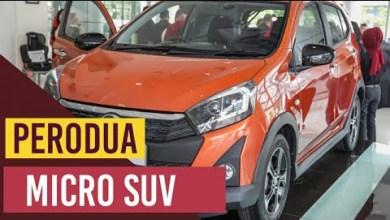 Photo of Perodua Axia Style 2019   SUV-Inspired Looks
