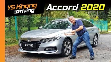 Photo of Honda Accord 2020 Detailed Review | YS Khong Driving