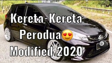 Photo of Model-Model Perodua Modified 2020