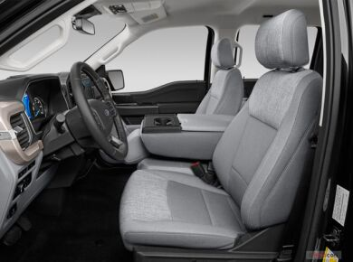 Regular cab (which seats three occupants), supercab (seats six), and supercrew (seats six). 2021 Ford F 150 Interior Cargo Space Seating U S News World Report