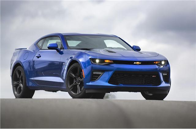 2017 Chevrolet Camaro Ss What You Need To Know U S News World Report