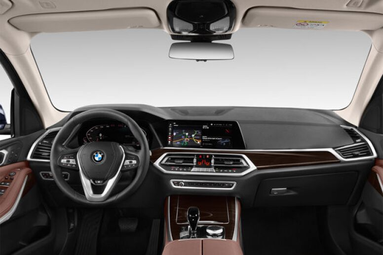 Large, luxurious suv with five or seven seats. 2020 Bmw X5 96 Interior Photos U S News World Report