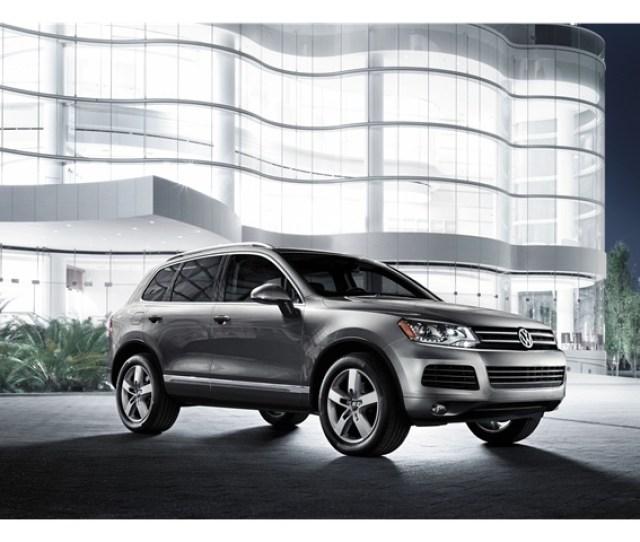 Volkswagen Touareg Hybrid  Luxury Midsize Suvs