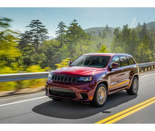 2019 Jeep Grand Cherokee Prices Reviews And Pictures U S News World Report