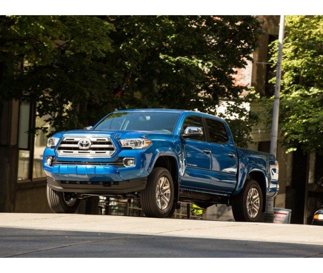 2019 Toyota Tacoma 2 In Compact Pickup Trucks