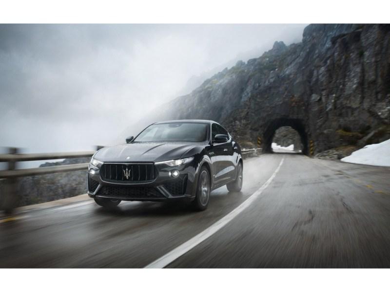 2020 Maserati Levante: 2020 Maserati Levante 4