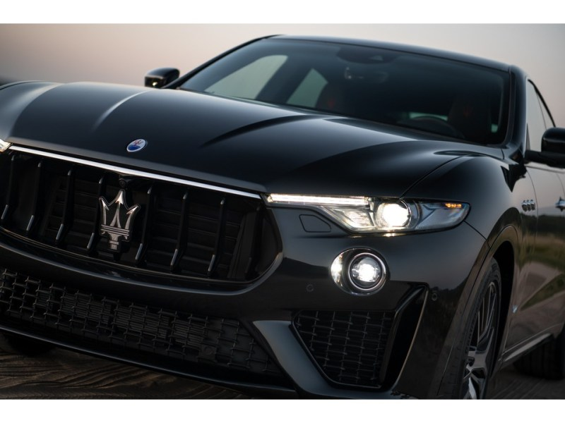 2020 Maserati Levante: 2020 Maserati Levante 5