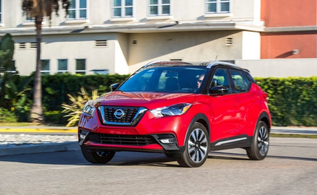 2020 Nissan Kicks Prices Reviews And Pictures U S