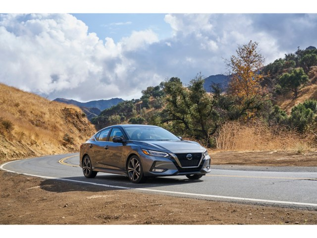 2021 nissan sentra prices reviews  pictures  us news