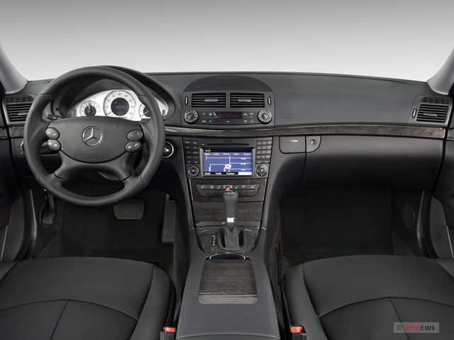 2009 Mercedes Benz E Class Pictures Dashboard US News