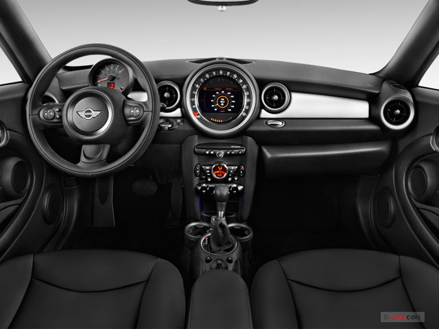 mini cooper coupe interior. Black Bedroom Furniture Sets. Home Design Ideas