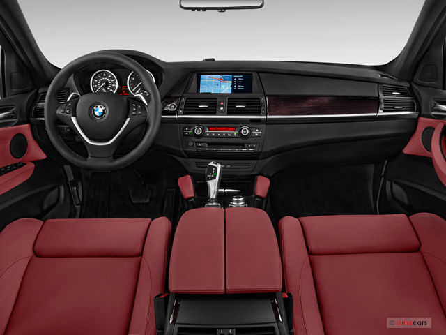 2014 BMW X6 Pictures Dashboard U S News & World Report