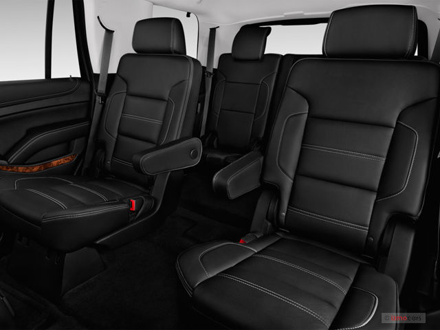 suv with 3 rows and captains chairs red velvet 2016 gmc yukon prices, reviews pictures | u.s. news & world report