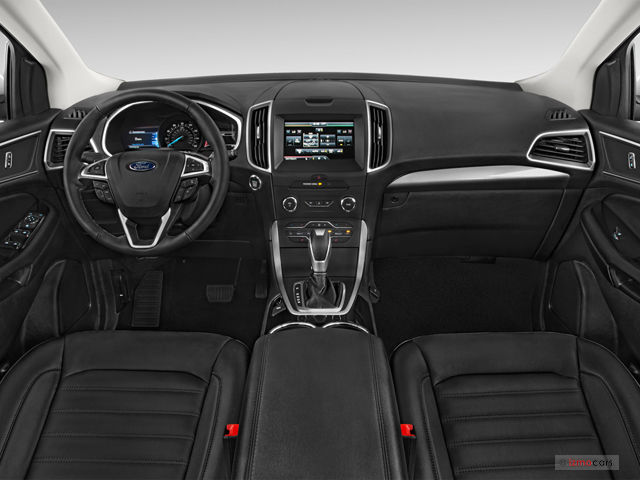 2018 Ford Edge Dashboard