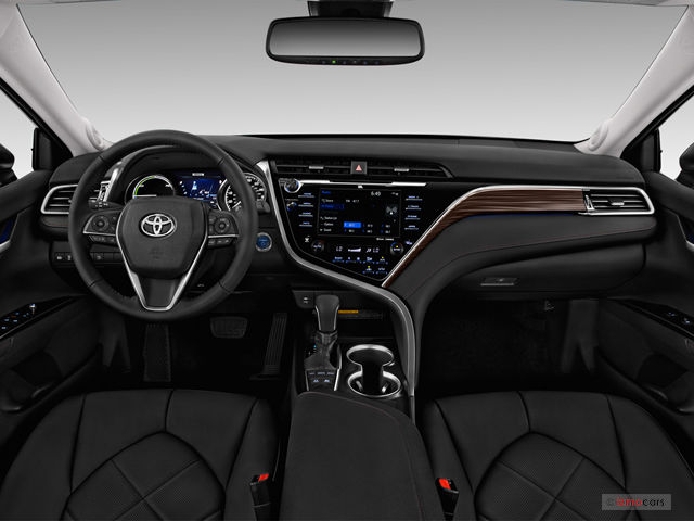 all new camry 2018 interior mesin grand avanza ngelitik toyota hybrid pictures dashboard u s news world report