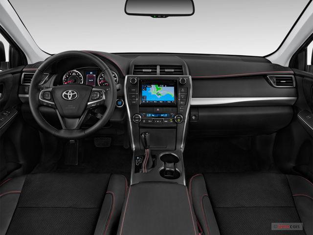 interior all new camry 2016 diskon kijang innova toyota pictures dashboard u s news world report