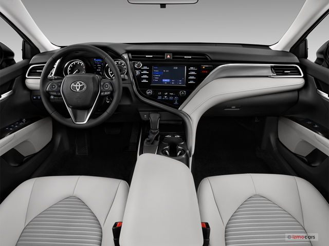 all new camry 2019 interior grand avanza spesifikasi toyota pictures dashboard u s news world report