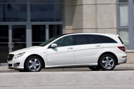 Mercedes Benz Cancels R Class For 2013 U S News Amp World