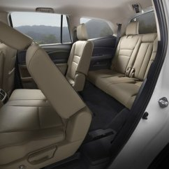 Toyota 4runner Captains Chairs White Leather Desk Chair 21 Great Vehicles That Fit 3 Car Seats Across U S News World Report